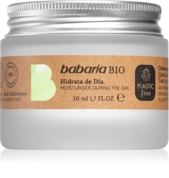 Babaria BIO crema de zi hidratanta