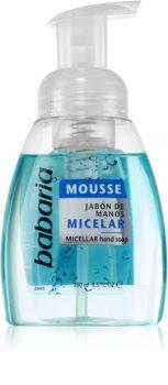 Babaria Micellar Soap savon liquide mains