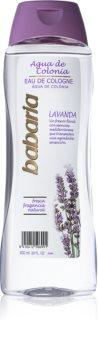 Babaria Lavender eau de cologne pour femme