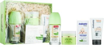 Babaria Aloe Vera Cosmetic Set IV. for Women