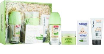 Babaria Aloe Vera Cosmetica Set  IV. voor Vrouwen