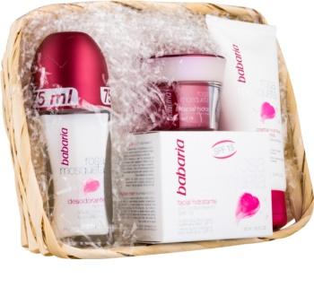 Babaria Rosa Mosqueta Kosmetik-Set  II. für Damen