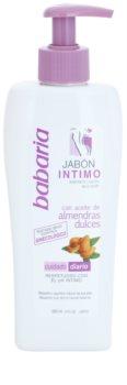 Babaria Almendras sabonete para higiene íntima