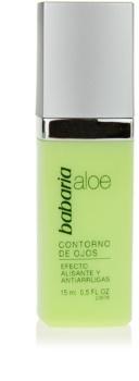 Babaria Aloe Vera crema cu efect lifting pentru ochi cu aloe vera