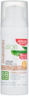 Babaria Aloe Vera BB Cream With Aloe Vera