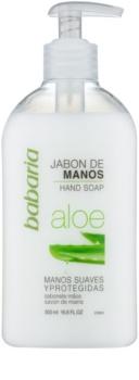 Babaria Aloe Vera mýdlo s aloe vera