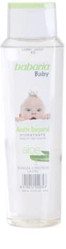 Babaria Baby hydratační tělový olej pro děti