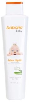 Babaria Baby tekuté mýdlo pro děti