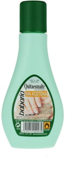 Babaria Nail Care Nail Polish Remover without Acetone