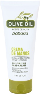 Babaria Olive Hand Cream With Olive Oil