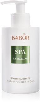 Babor Spa Energizing koupelový a masážní olej
