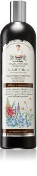 Babushka Agafia Traditional Siberian Flower Propolis šampon pro lesk a hebkost vlasů