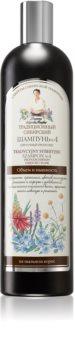 Babushka Agafia Traditional Siberian Flower Propolis Shampoo für glänzendes und geschmeidiges Haar