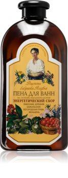 Babushka Agafia Bath Foam osvježavajuća pjena za kupku