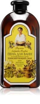 Babushka Agafia Bath Foam espuma de banho relaxante