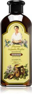 Babushka Agafia Beer Bier Haarshampoo  voor Mannen