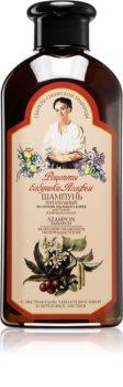 Babushka Agafia Wild Sweet William vyživující šampon na roztřepené konečky vlasů