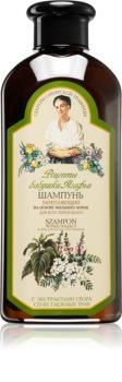 Babushka Agafia Wild Sweet William укрепляющий шампунь для всех типов волос