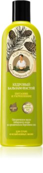Babushka Agafia Cedar Nourishing Conditioner For Weak Hair