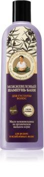 Babushka Agafia Juniper vlažilni šampon proti izpadanju las