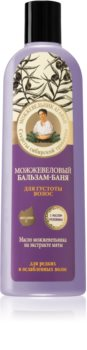 Babushka Agafia Juniper acondicionador hidratante  anticaída