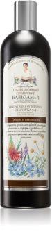 Babushka Agafia Traditional Siberian Birch Propolis après-shampoing pour des cheveux brillants et doux