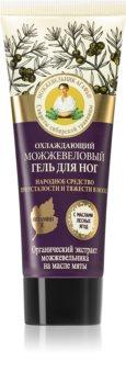 Babushka Agafia Juniper creme de pés com efeito resfrescante