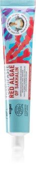 Babushka Agafia Red Algae of Sakhalin pastă de dinți naturală
