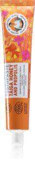 Babushka Agafia Taiga Honey & Propolis přírodní zubní pasta