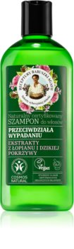 Babushka Agafia Anti Hair-Loss champú revitalizador anticaída del cabello