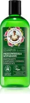 Babushka Agafia Anti Hair-Loss укрепляющий шампунь против выпадения волос