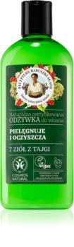 Babushka Agafia Deep Cleansing & Care 7 Taiga Herbs globinsko čistilni balzam