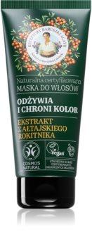 Babushka Agafia Nourishment & Colour Protection maszk a szín védelméért