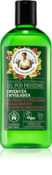 Babushka Agafia Antioxidant gel de douche rafraîchissant
