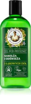 Babushka Agafia Hydration & Freshness gel de duche hidratante
