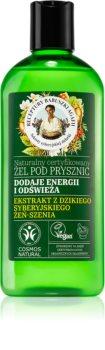 Babushka Agafia Energy & Tone energizující sprchový gel