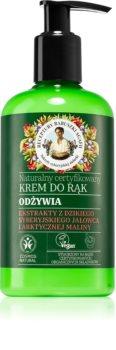 Babushka Agafia Nourishment creme nutritivo para as mãos