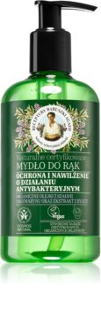 Babushka Agafia Protection & Hydration tekući sapun za ruke