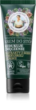 Babushka Agafia Anti Fatigue Creme für erschöpfte Füße