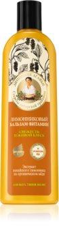 Babushka Agafia Vitamins acondicionador limpiador  con vitaminas