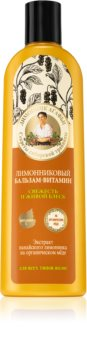 Babushka Agafia Vitamins après-shampoing nettoyant aux vitamines