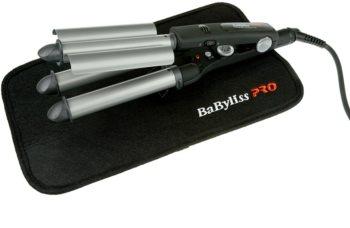 BaByliss PRO Curling Iron 2269TTE rizador de cabello de tres cilindros para cabello
