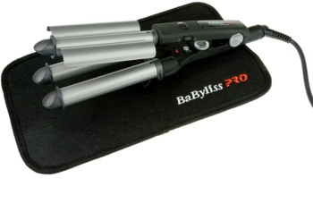 BaByliss PRO Curling Iron 2269TTE Triple Barrel Curling Iron for Hair