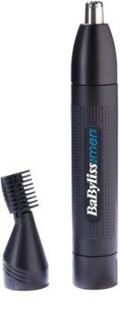 BaByliss For Men E652E trimmer pentru nas și urechi