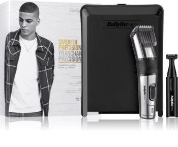 BaByliss For Men E977E Smooth Precision cortapelos para cabello y barba