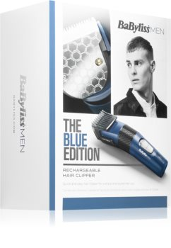 BaByliss 7756PE Blue Edition Haarknipper
