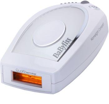 BaByliss Homelight Compact G935E IPL epilátor testre, arcra, bikinivonalra és hónaljra