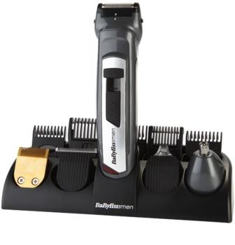 BaByliss For Men Multi 10 Titanium maszynka do strzyżenia włosów i brody