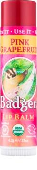 Badger Classic Pink Grapefruit baume à lèvres