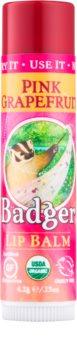Badger Classic Pink Grapefruit Lippenbalsem